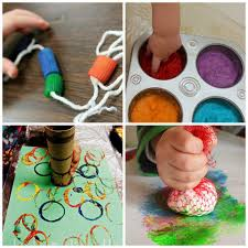 looking for ideas your toddlers can do at home check out this