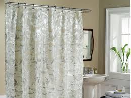 elegant vinyl shower curtains design of great vinyl shower