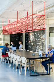 google campus madrid by jump studios valk inkomhal pinterest