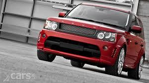 kahn range rover kahn range rover sport red ranger photo gallery cars uk