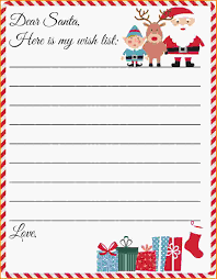doc585757 christmas word document template retail sales resume