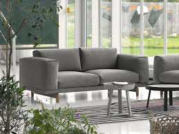 Two Seaters Sofa Buy The Muuto Rest Two Seater Sofa At Nest Co Uk