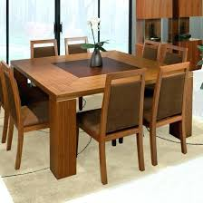 unique wood dining room tables modern small dining table best modern dining room sets for 6 modern
