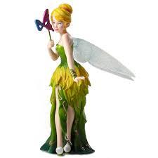Tinkerbell Home Decor Tinker Bell Masquerade Ball Figurine Figurines Hallmark