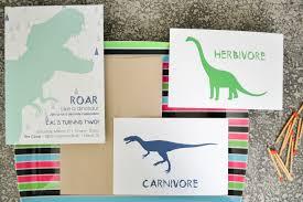 boy u0027s birthday party invitations dinosaur party lindsay ann