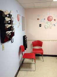 The Chair Is Against The Wall Pediatric Office Furniture Com Offers Colorful Office Chairs For