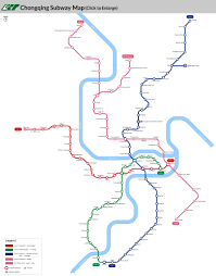 Metro Rail Map by Chongqing Subway Map Metro Lines Light Rail Stations