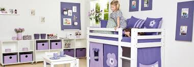 chambre fille avec lit mezzanine comment aménager un lit mezzanine dans une chambre d enfant