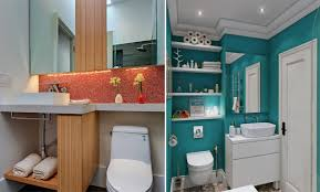 11 smart ideas for small bathroom you will love homebliss in a small washroom attempting to make everything fit in the accessible space often looks like a mammoth crossword indeed even the smallest of the