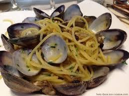 cuisine de ouf menu express antistress chez l italien spaghetti alle vongole