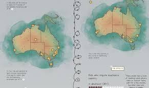 Map The World by Digital Cartography 137 Visualoop
