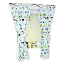 schlaufenschal kinderzimmer kinderzimmer vorhänge schlaufen baby gardinen vorhang