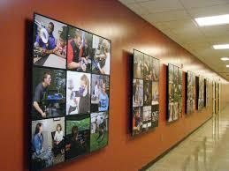 wall display calhoun career center wall display abstracta