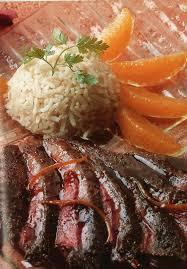 cuisiner un filet de canard la recette du jeudi filets de canard à l orange c cuisine du