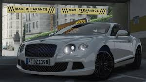 bentley 2016 gta 5 vehicle mods car bentley gta5 mods com