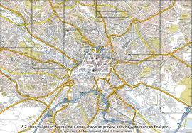 map az leeds a z map wallpaper a z maps