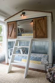Fixer Upper Bedroom Designs This Is The Ultimate Bunkbed Built For The Matsumoto Family U0027s