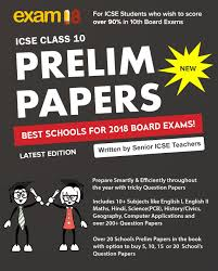 Icse Sample Essays Icse Class 10 Prelim Papers Of Best Schools For 2018 Board Exams
