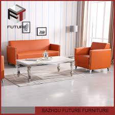 Leather Sofa Manufacturers Orange Leather Sofa Orange Leather Sofa Suppliers And