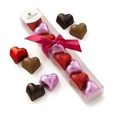 valentines chocolate chocolate hearts gift lake chlain chocolates