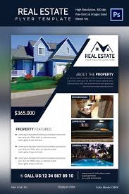 free real estate flyer templates realtor flyer template template design