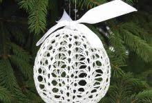 crochet tree ornaments decor inspirations