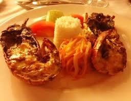 cuisine langouste plancha langoustes à la plancha recette de langoustes à la plancha par raf