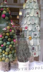 a mini version of the yarn ball christmas tree would make a great