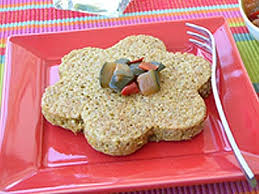 cuisiner amarante recette tortilla quinoa amarante aux petits légumes jardin bio
