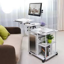 Simple Desks For Home Office Selling Fashion Simple Hanging Bedside Desk Lazy Pc Desk
