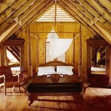 chambre exotique chambre exotique en bois