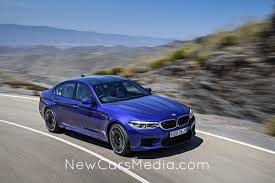 bmw m5 2018 review photos specifications