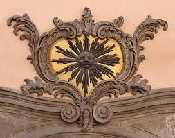 baroque ornament on celetnà photo dadourian photos