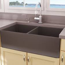 Fireclay Kitchen Sinks by Farmhouse Sinks You U0027ll Love Wayfair
