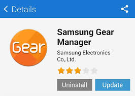 samsung gear manager apk gear manager updated to version 2 2 15011799 does it fix your