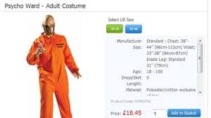 asda and tesco withdraw halloween patient bbc news