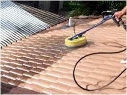 Cement Tile Roof Concrete Tile Roof Maintenance Roof Cleaning Cement Tile Rotory