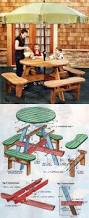 Impressive Octagon Wood Picnic Table Build Your Shed Octagonal by 312 Best Picnic Tables Images On Pinterest Tables Decking And
