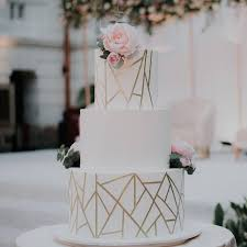 wedding cake indonesia modern rustic wedding of feric and vina by cake bridestory