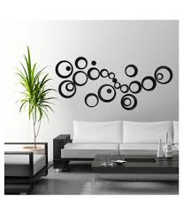 wall whispers acrylic sticker 3d black circle shape acrylic wall wall whispers acrylic sticker 3d black circle shape acrylic wall stickers