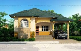 Modern Bungalow House Designs And by Elevated Bungalow House Design Pinoy Eplans Modern Designs