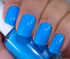 9 best bright blue nail polish images on pinterest nail polishes