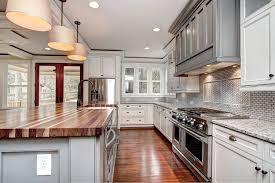 modern craftsman kitchen a chef u0027s delight u2014 carolina craftsman builders