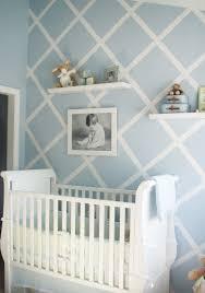 Baby Nursery Bedrooms Design Reveal Modern Baby Blue Project Nursery
