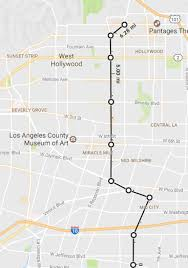 Metro Rail Map Los Angeles by Breaking Down Our Options For A Crenshaw Line Extension Urbanize La