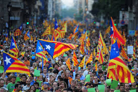catalonia independence vote though unofficial ballot will likely