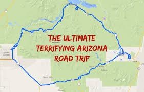 Arizona travel itinerary images Spooky arizona road trip jpg