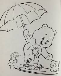 303 care bears images care bears colouring