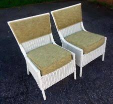 Cape Cod Chairs Wicker White Antique Chairs Ebay