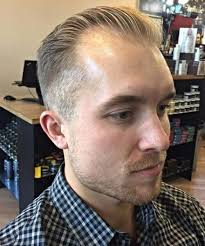 before and after thinning mens haircut thinning hair hairstyles for men with receding hairlines hair
